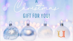 Spa and Beauty Gifts at Christmas