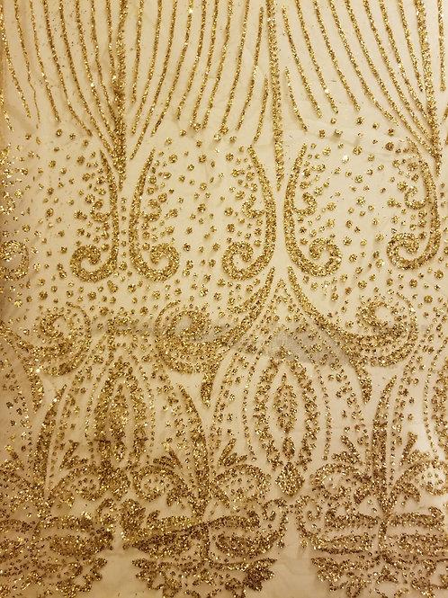 Glitter Powder Gold 103759