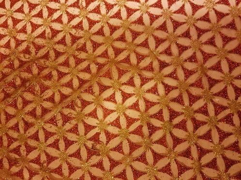 Glitter Powder Red 125418