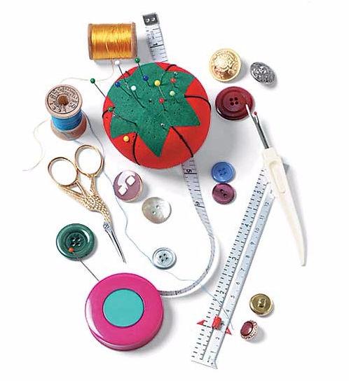 Sewing tools essentials