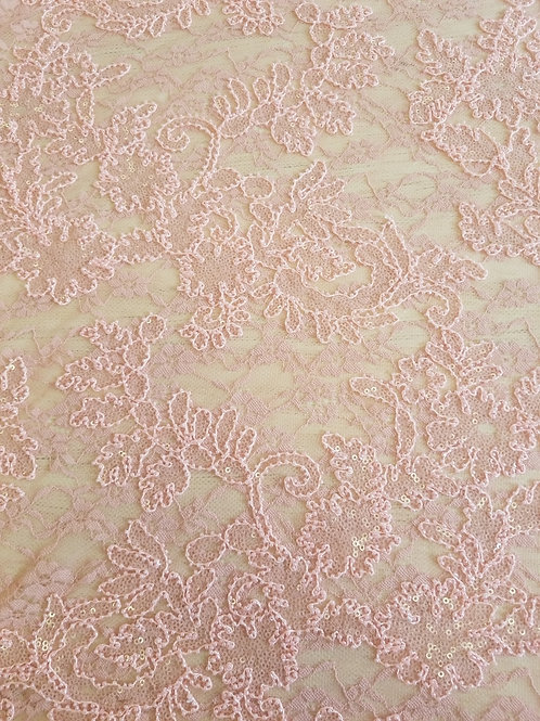 Beaded Lace 122520