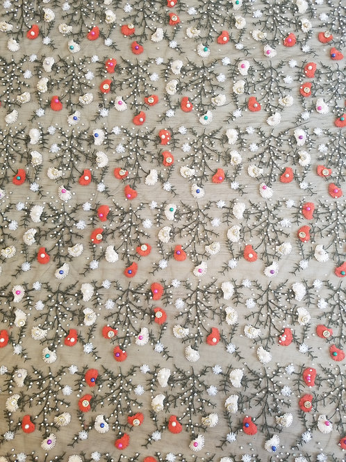 Beaded Lace 123837