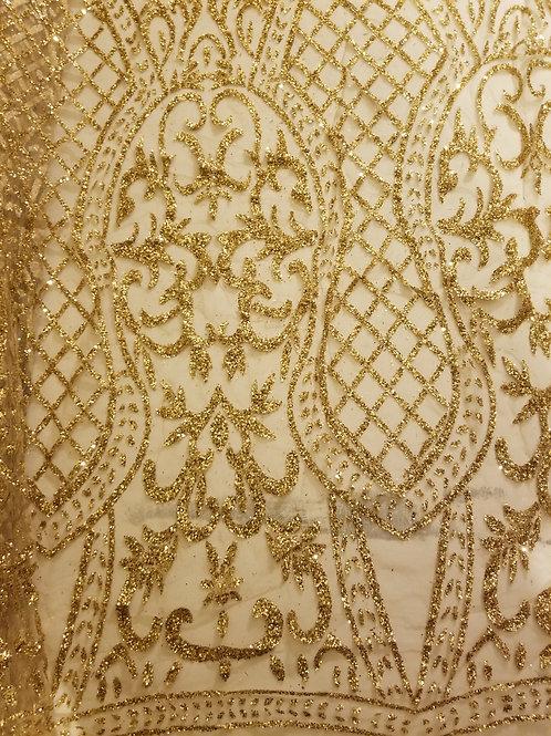 Glitter Powder Gold 150957