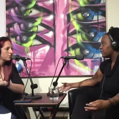 Just Sayin Interview with Cymphani Cyrine Cymphani Music