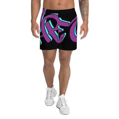 Im a Freq Men's Athletic Long Shorts