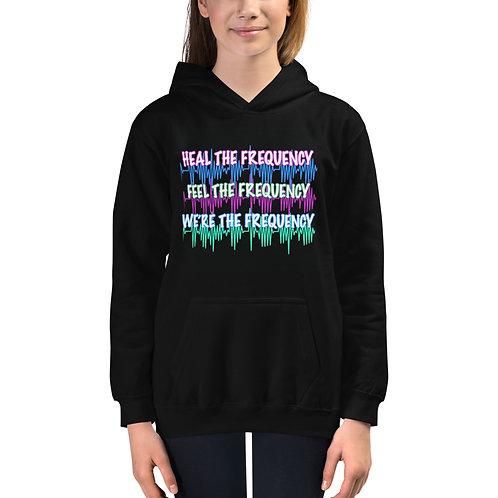 We're the Frequency Kids Hoodie