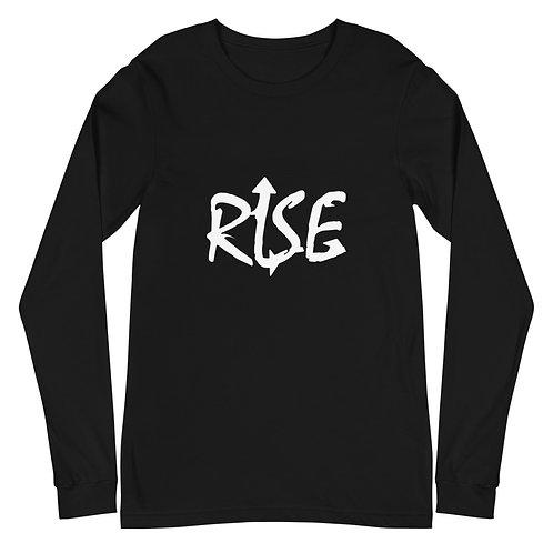 RISE Long Sleeve (Black)