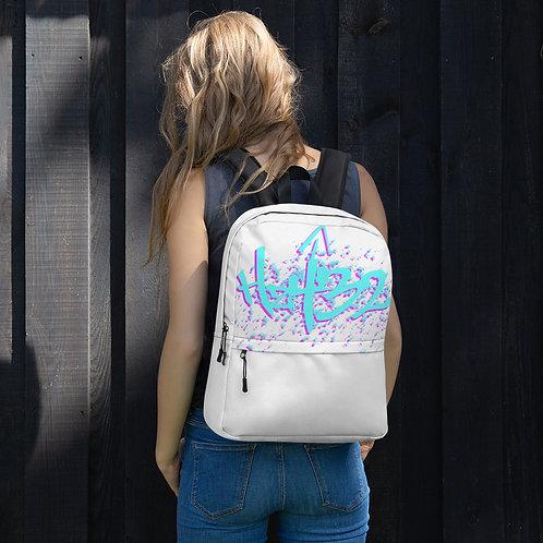 Hz432 Blue Backpack