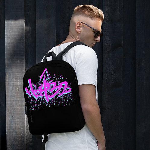 Hz 432 Purple Backpack