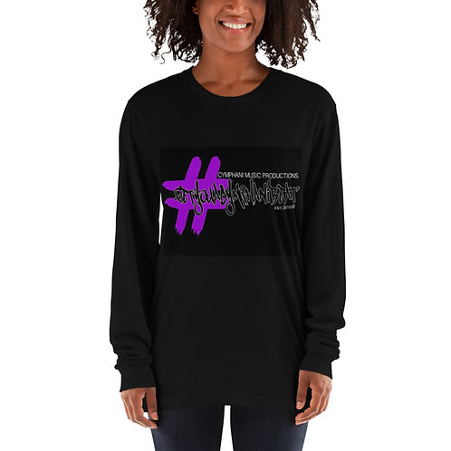 #GetYouACymphaniBeat Long sleeve t-shirt