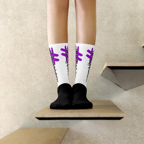 #GetYouACymphaniBeat Socks