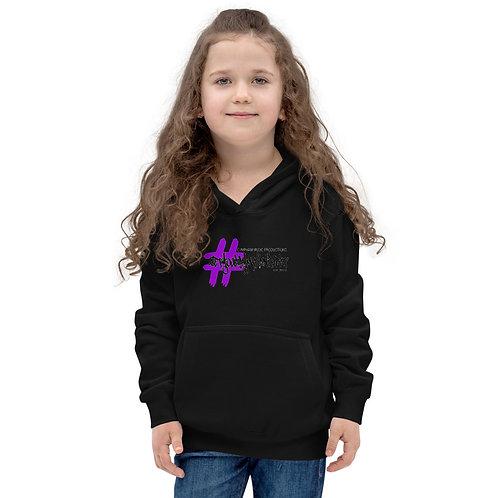 #GetYouACymphaniBeat Kids Hoodie