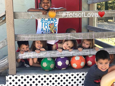 Come play and learn with us at Tot of Lo