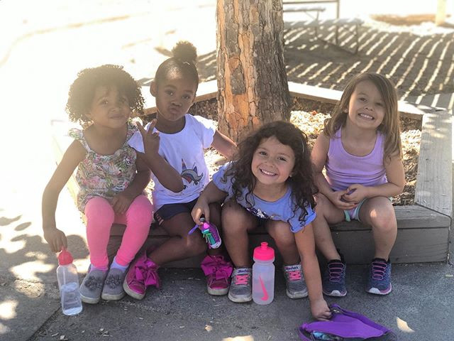 Look at those beautiful smiles! Summer f