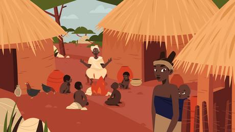 Begho, un marché en Afrique de l'Ouest au XVIe siècle