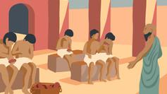 La tablette et le calame : à l'école des scribes mésopotamiens