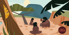 Une journée dans la peau d'Homo heidelbergensis