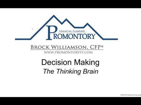 The Thinking Brain