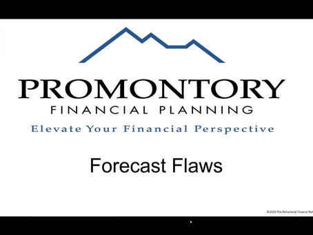 Forecast Flaws