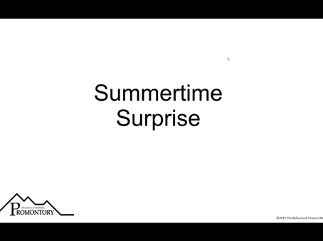 Summertime Surprise