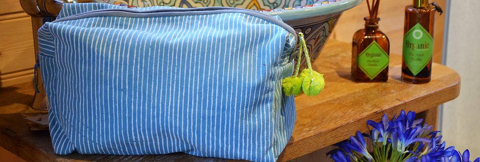 Turquoise Wash Bag