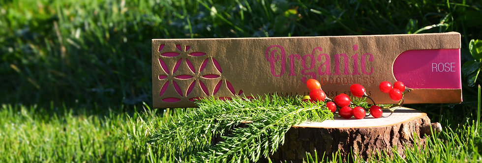 Organic Goodness Masala Sticks - Rose