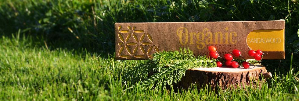 Organic Goodness Masala Sticks - Sandalwood