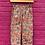 Thumbnail: Kids indian Pjs - Peach floral