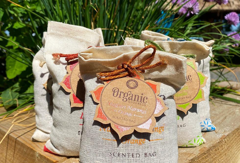 Organic Goodness Scented Bags - Vanilla