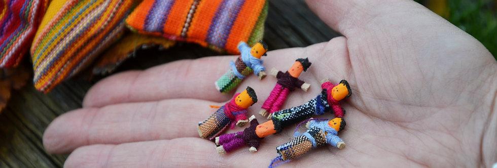 Handmade Worry Dolls