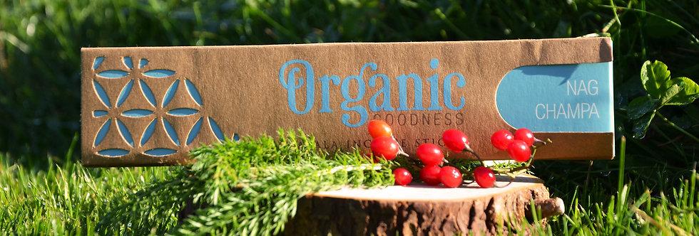 Organic Goodness Masala Sticks - Nag Champa