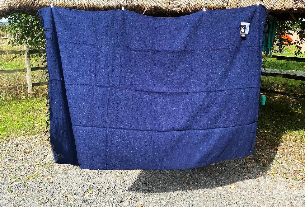 Newport Blanket - Blue