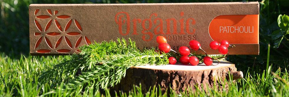 Organic Goodness Masala Sticks - Patchouli