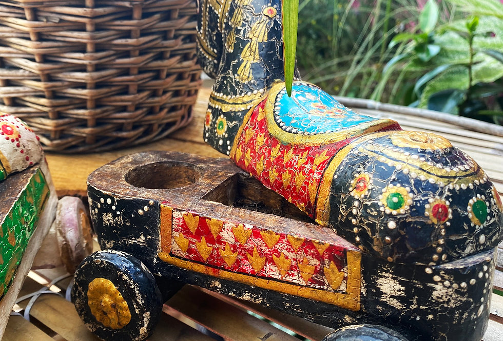 Indian Horse Trinket Box