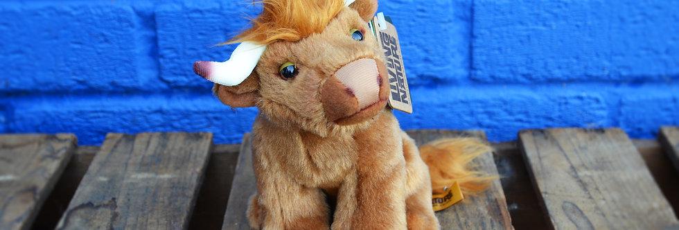Highland Cow Toy - Medium