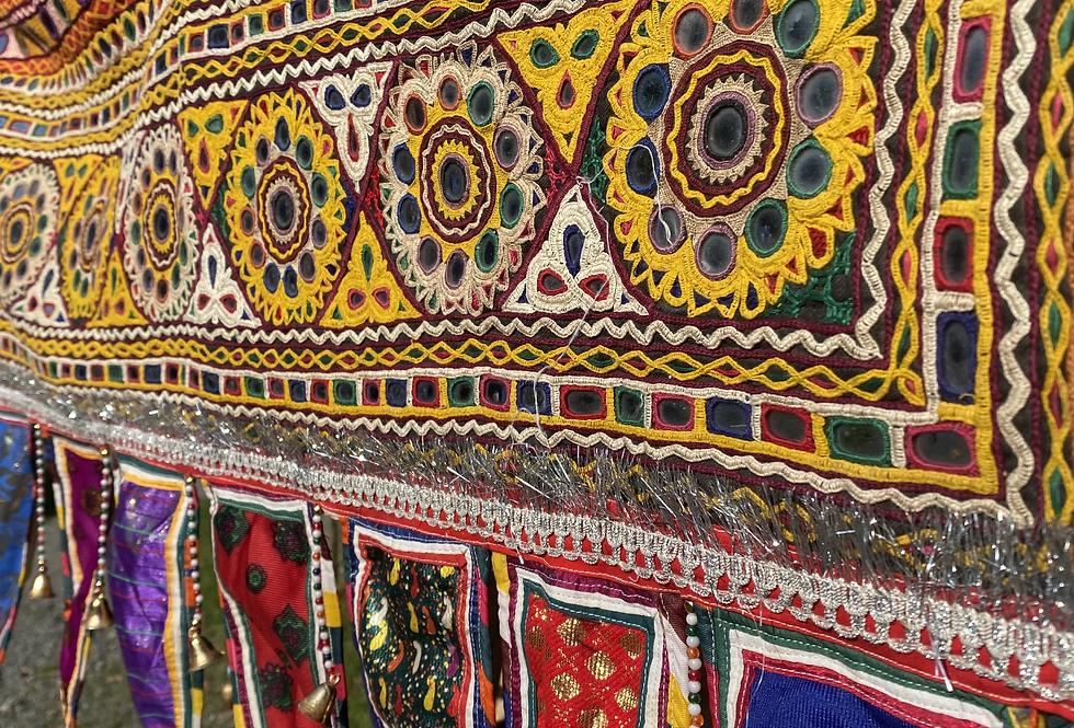 Indian Toran - Extra Large with Bells