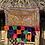 Thumbnail: Indian Toran - with Velvet Squares