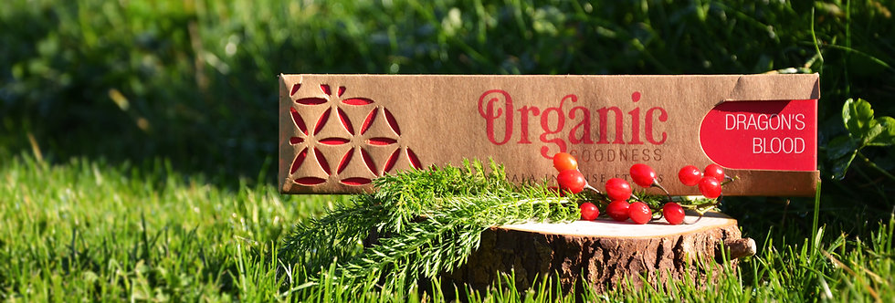 Organic Goodness Masala Sticks - Dragonsblood