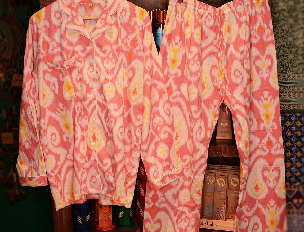 IKat Pyjama set - Pink