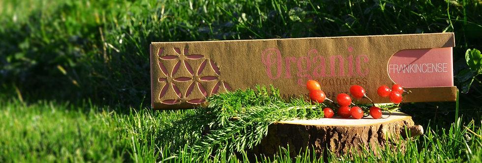 Organic Goodness Masala Sticks - Frankincense