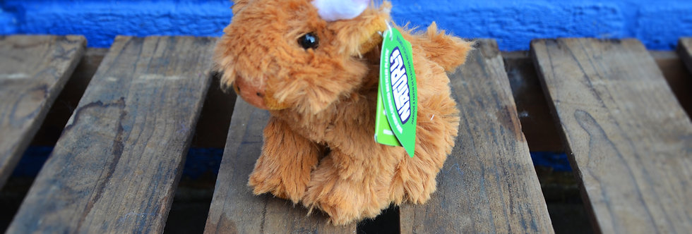 Highland Cow Toy - Small