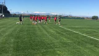 S&B Sport Football Complex Field 3 Training Session
