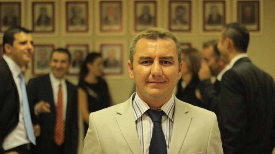 Antalya Barosu Başkanı