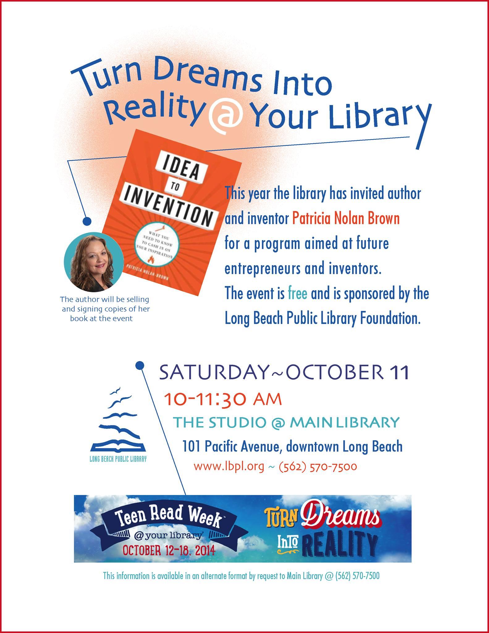 Long Beach, CA library
