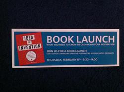 book launch @ MINI