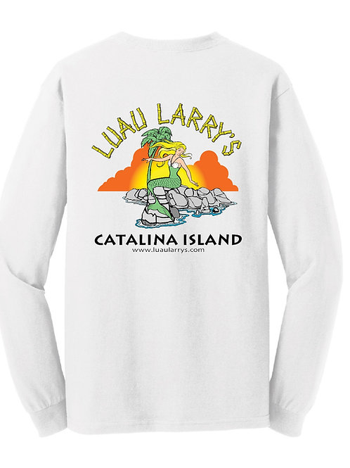 Luau Larry's Long Sleeve TShirt