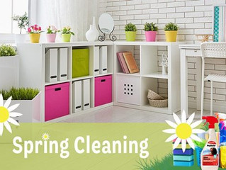 Decluttering Your Home for a Better Spring Clean
