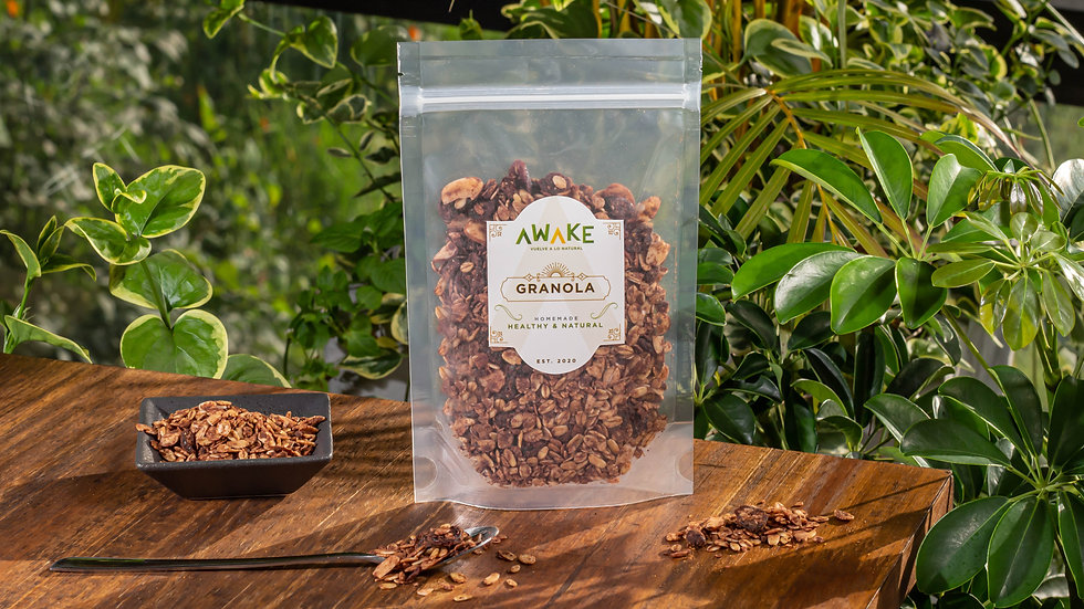 Granola CACAO LOVERS