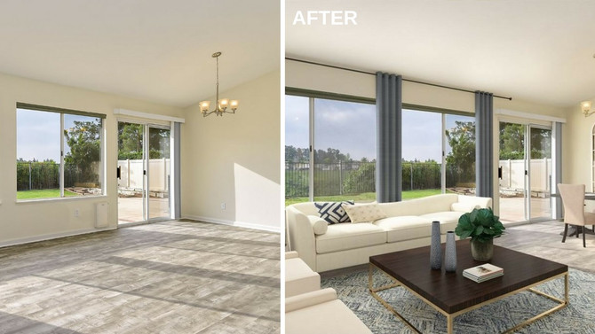 Virtual Staging: An Innovative Way to Attract Buyers