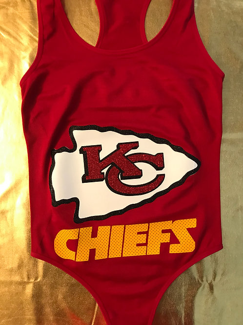 KC CHIEFS #CUSTOM GOLDDIMES OUTFIT!!!